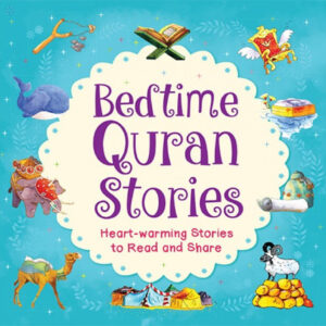 More than 20 easy-to-read Quran stories. A moral value with each story.
