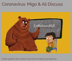 A Kids' Guide to the Coronavirus from an Islamic Perspective