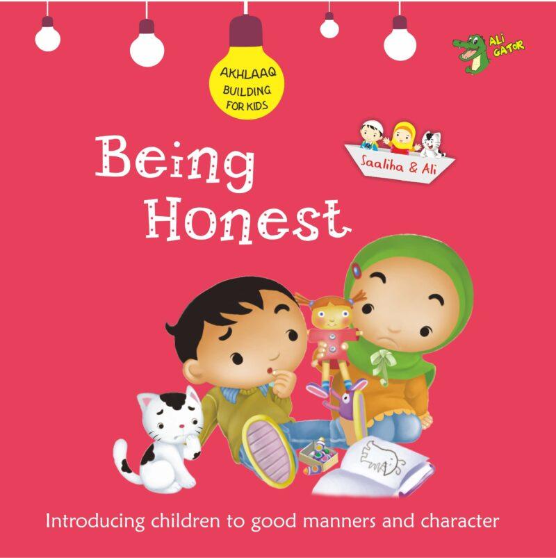 Best Selling Akhlaaq Building Series:Being Honest Reesh | Kiddies Book Store