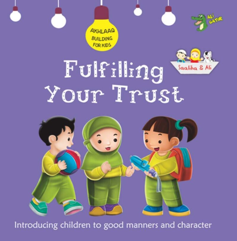 Fulfilling Your Trust - Reesh | Kiddies Book Store