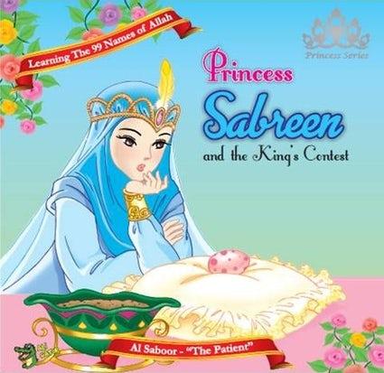 Princess Sabreen: Reesh   Kiddies Book Store