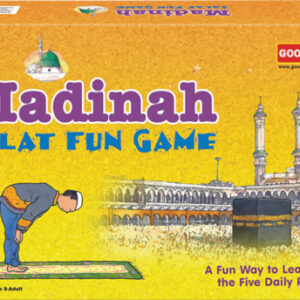 Madinah Salat Fun Game - Reesh | Kiddies Book Store