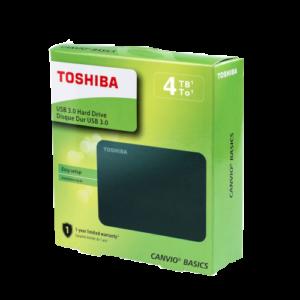 Toshiba HDD - Reesh | I.T Store