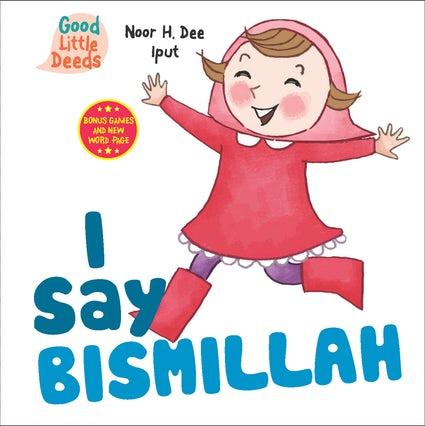 I Say Bismillah  Reesh Kiddies Book Store